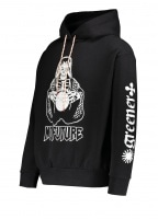 Aries No Future Hoodie - Black
