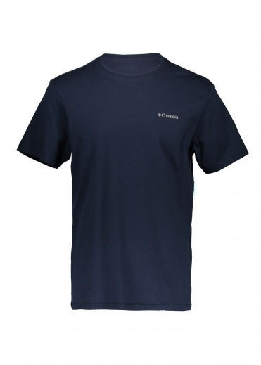 Columbia  North Cascades SS Tee - Collegiate Navy