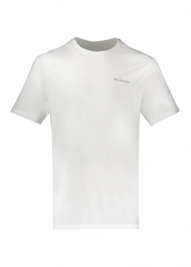 North Cascades SS Tee - White