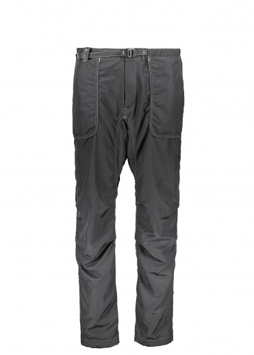 And Wander  Nylon Climbing Pants - Black