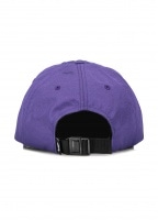 Nylon Taslan Low Pro Cap - Purple