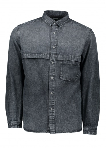 Manastash O.D Work Shirt - Black
