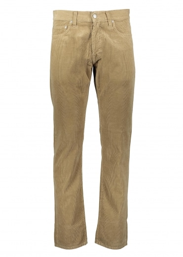 Carhartt Oakland Cord Pant - Leather