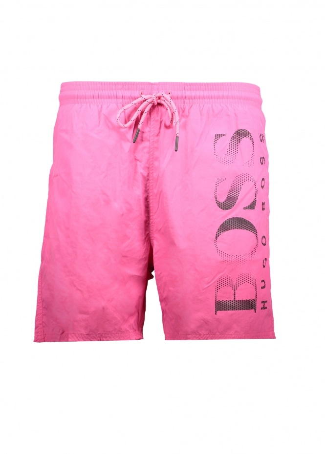 Octopus Shorts 671 - Bright Pink