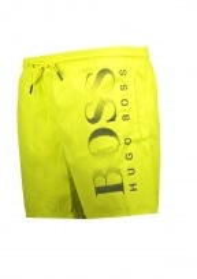 Octopus Shorts 731 - Bright Yellow