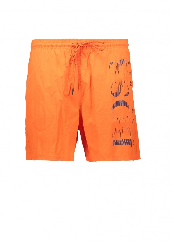 Octopus Shorts 821 - Bright Orange