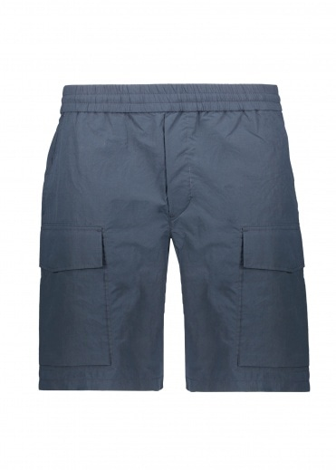 Wood Wood Ollie Nylon Shorts - Navy