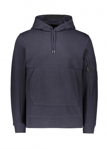C.P. Company OTH Hooded Lens Sweatshirt - Total Eclipse