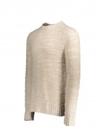 Base Roundneck - Raw Wool Mix