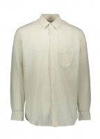 Initial Shirt - White Lime