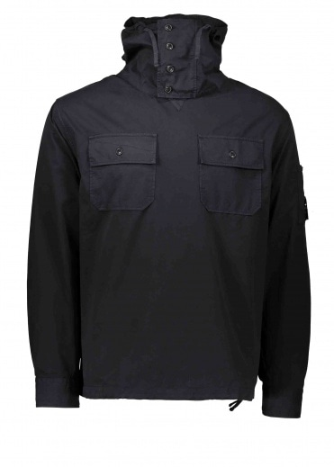 C.P. Company Overshirt - Black Coffee