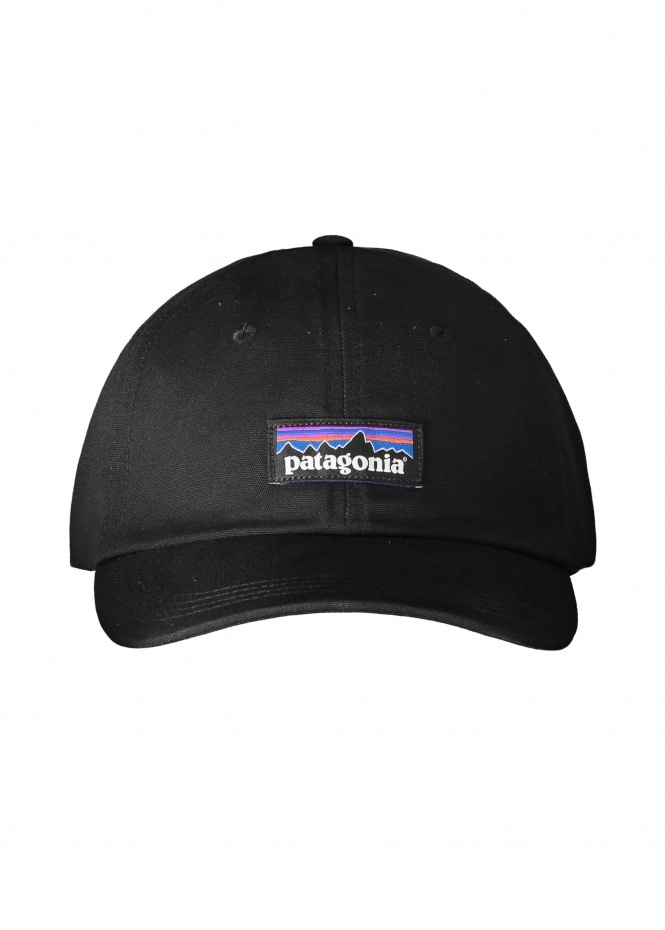 P-6 Label Trad Cap - Black