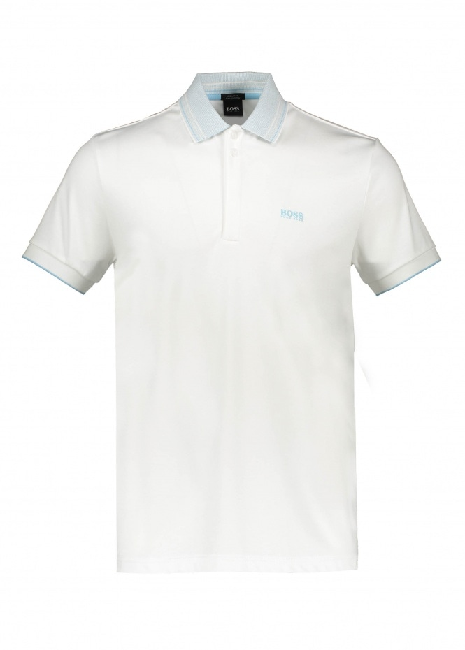 Paddy 1 Polo - White