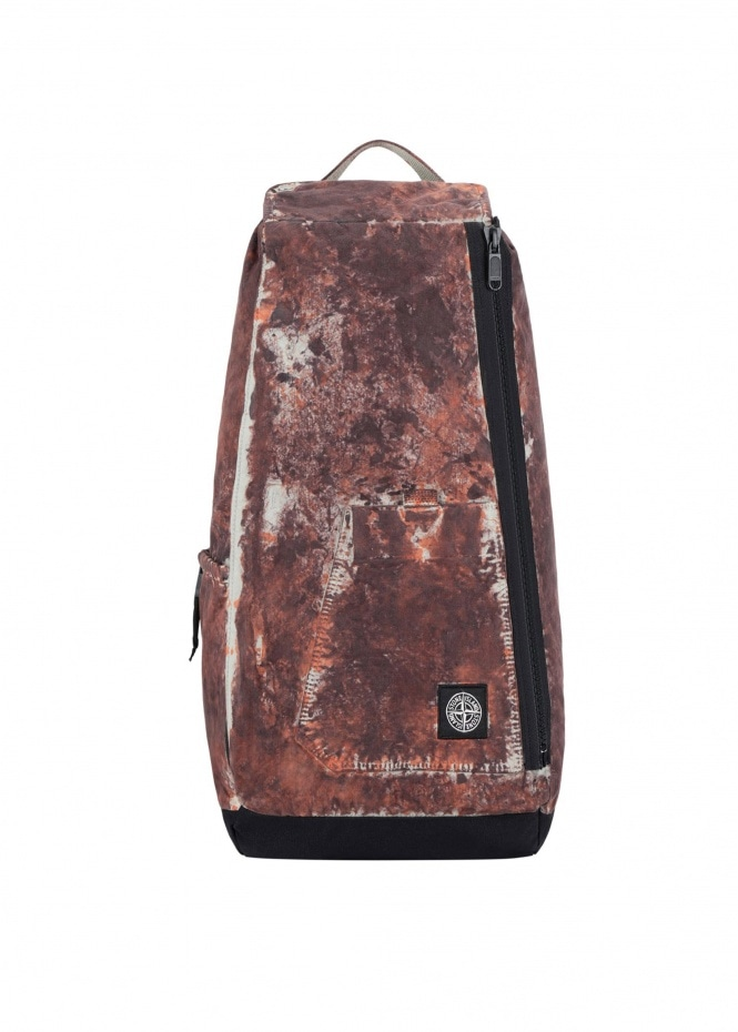 Paintball Camo Rucksack - Dark Brown