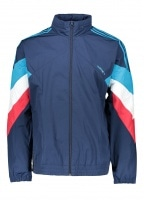 adidas Originals Apparel Palmeston Windbreaker - Navy / Aqua