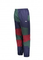 Panel Track Pant - Navy