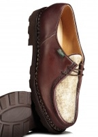 Paraboot Michael Cafe Mouchete - Dark Brown
