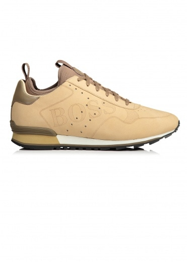Hugo Boss Parkour Runn Logo 260 - Medium Beige