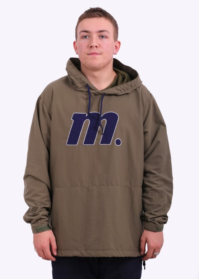 Patch Practice Pullover - Sage
