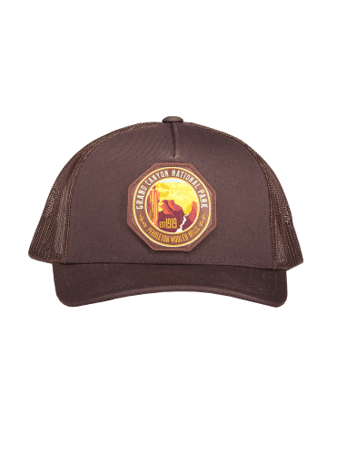 Pendleton Patch Trucker - Brown