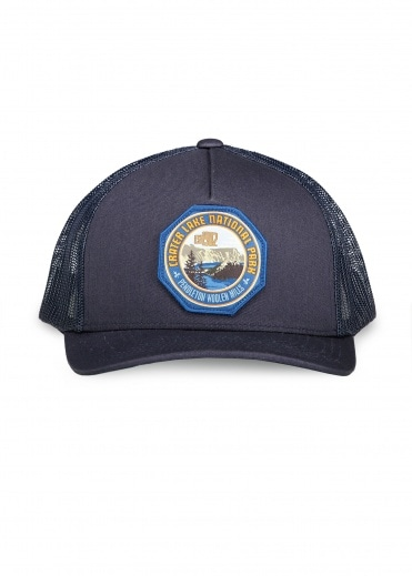 Pendleton Patch Trucker - Navy