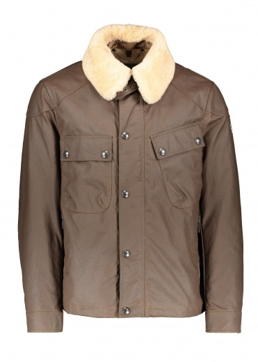 Belstaff Patrol Jacket - Windsor Moss