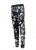 Pattern Track Pant - Black / White