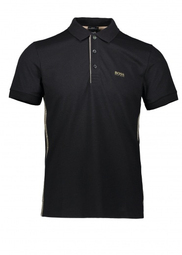 Hugo Boss Paule Polo - Black
