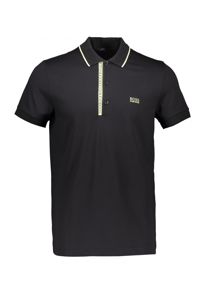 Paule Polo Shirt - Black