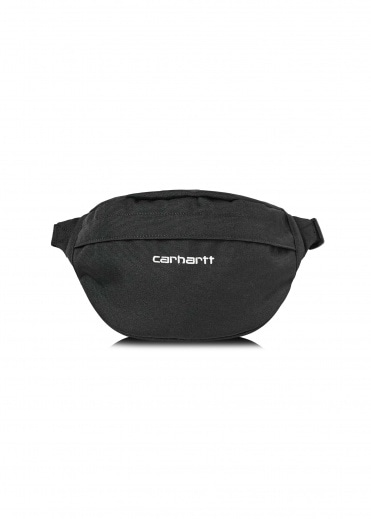 Carhartt Payton Hip Bag - Black / White