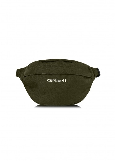 Carhartt Payton Hip Bag - Cypress / White