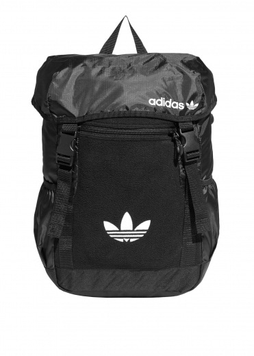 adidas Originals Apparel PE Toploader Backpack - Black