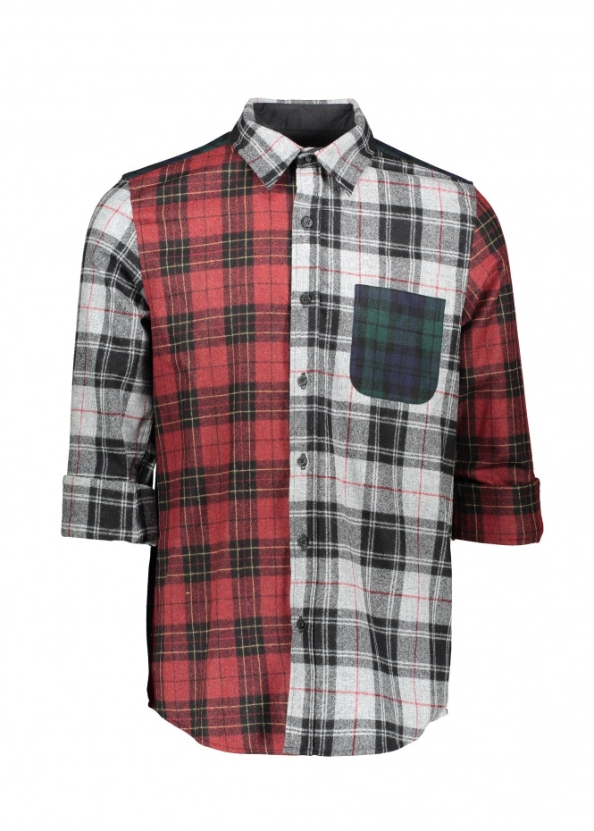 Pendleton Fitted Mix It Up Lodge Shirt