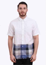 Penfield Elyo SS Shirt - White