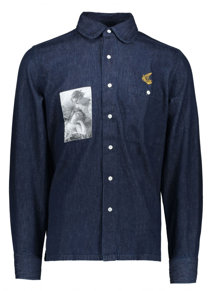 Peter P. Shirt - Blue