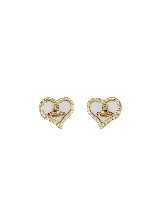 Petra Earrings - Gold