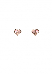 Petra Earrings - Gold Quartz