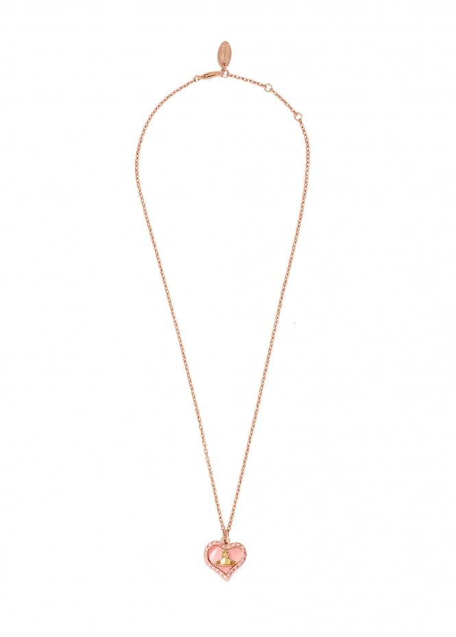 Petra Pendant Pink G208 - Gold / Light Rose