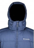 Pike Lake Hooded Jacket - College Navy