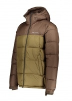Pike Lake Hooded Jacket - Olive