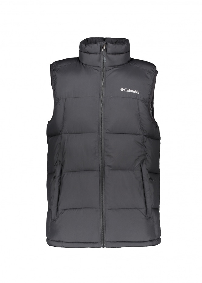 Pike Lake Vest - Black