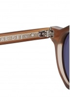 Pinto Sunglasses - Gold / Blue