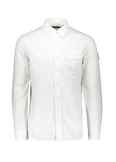 Belstaff Pitch Shirt - White