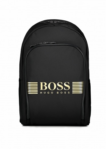 Hugo Boss Pixel Backpack 004 - Black