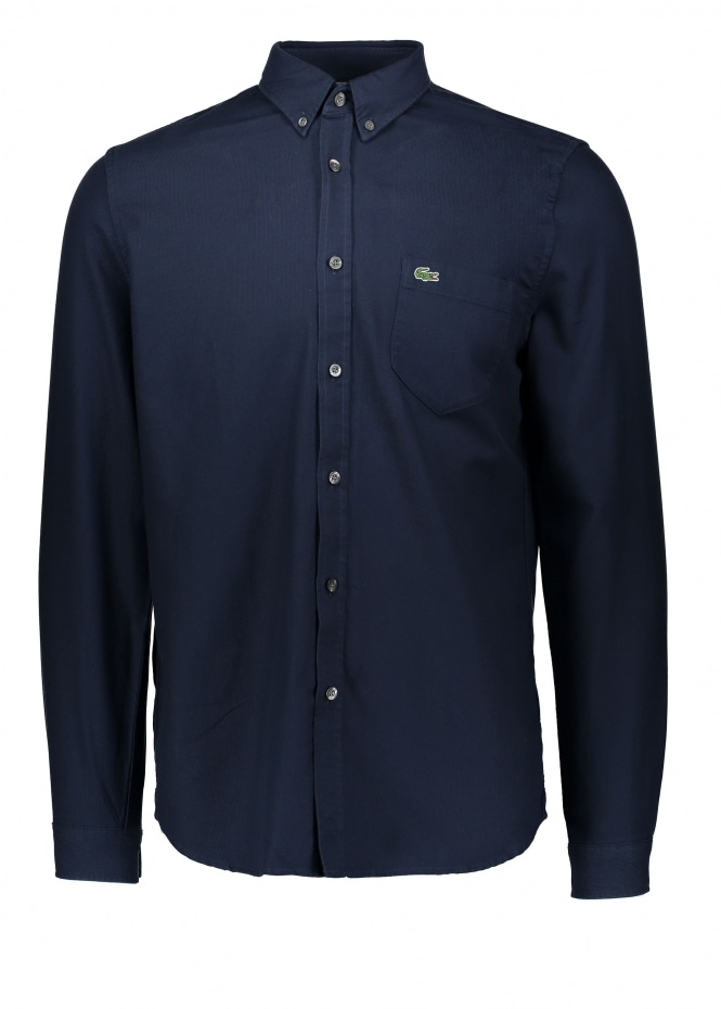 Pocket Shirt - Navy Blue
