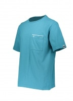 Pocket Tee - Blue
