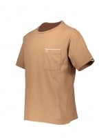 Pocket Tee - Light Beige