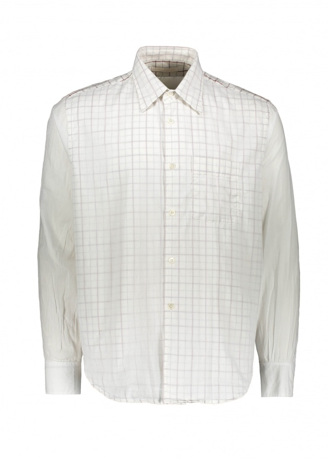Policy Shirt - White