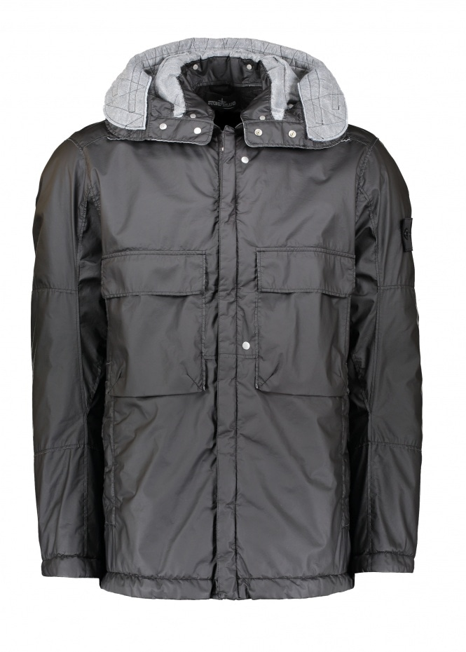 731161344ee Poly-Hide 2L Jacket - Black - from Triads UK