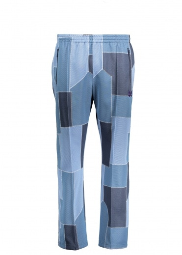 Needles Poly Jacquard Track Pant - Patchwork